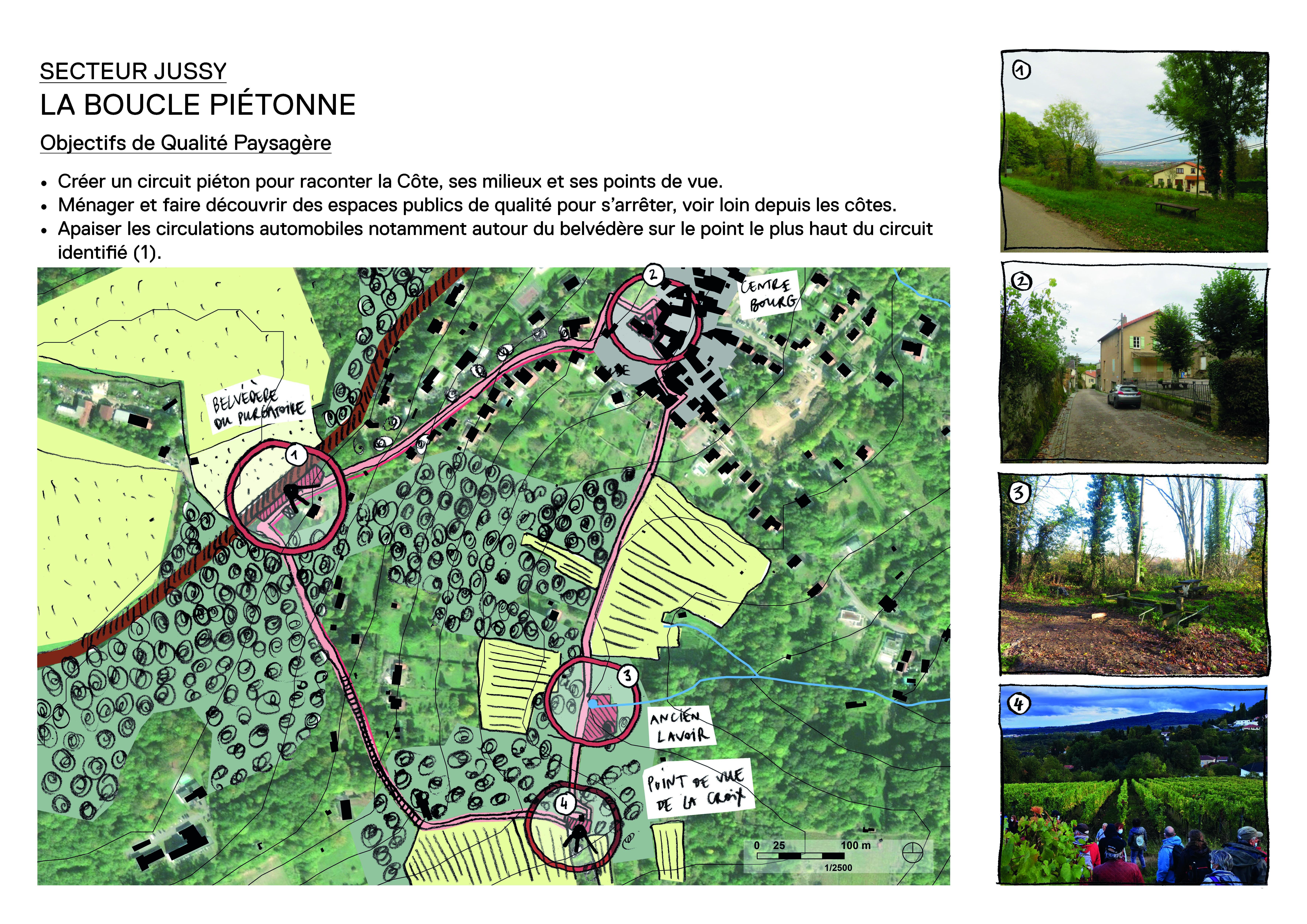 Omnibus | Plan paysage des Côtes de Moselle